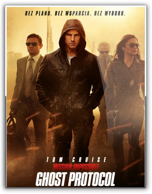Mission: Impossible - Ghost Protocol (2011) PLSUBBED.HDRip.XviD-AZMX *WTOPiONE NAPiSY PL*