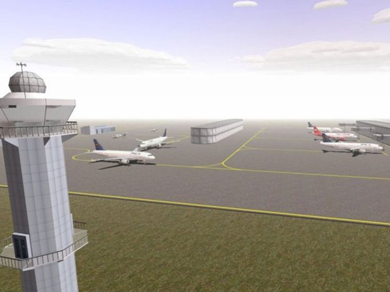 Airport Tower Simulator (2012) | PC