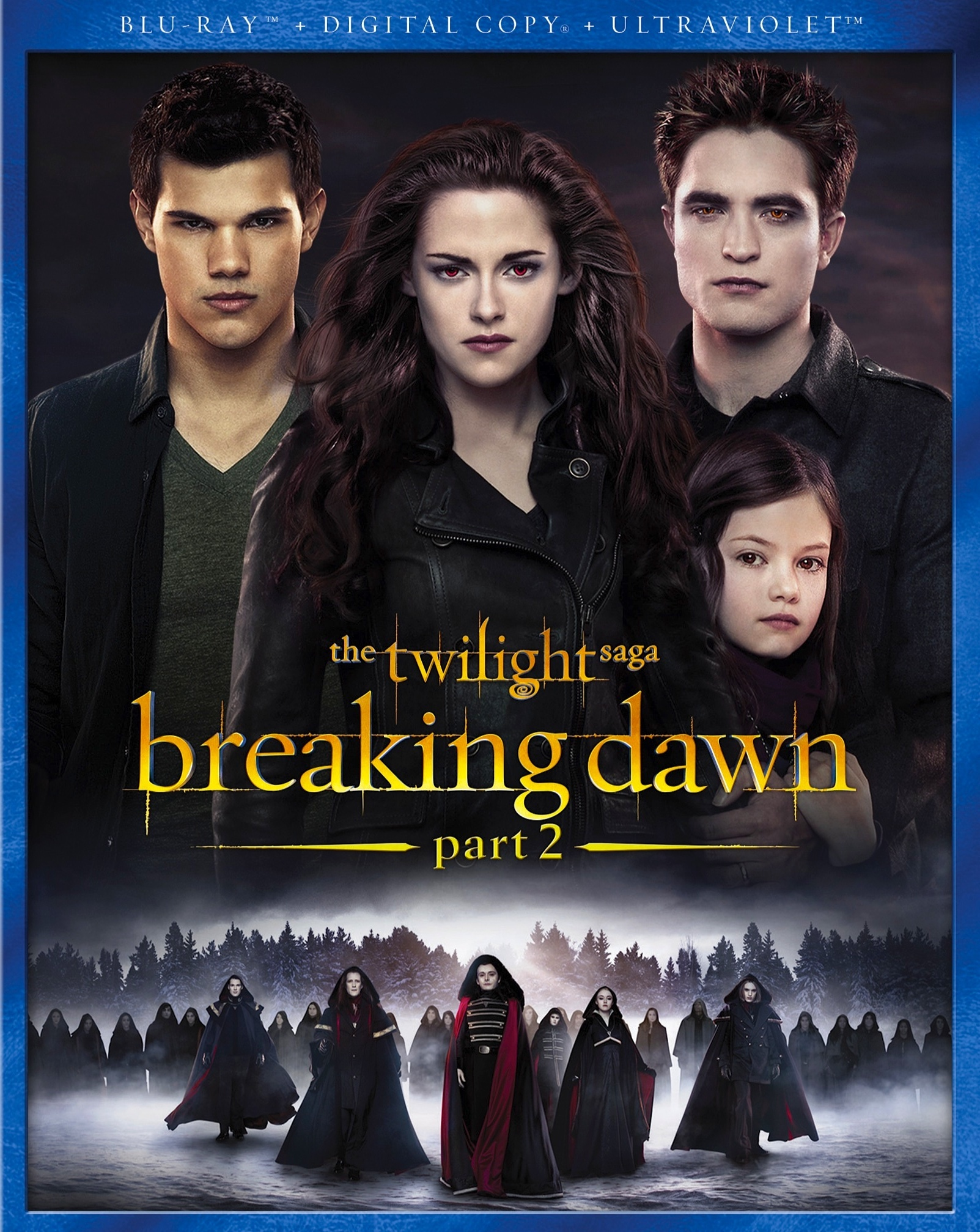 The Twilight Saga: Breaking Dawn - Part 2 (2012) 720p BluRay x264 DTS-HDWinG