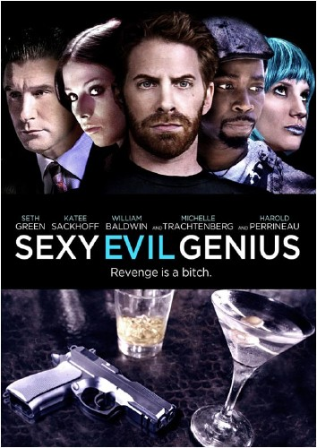 ����������� ���� ����� / Sexy Evil Genius (2013) DVDRip