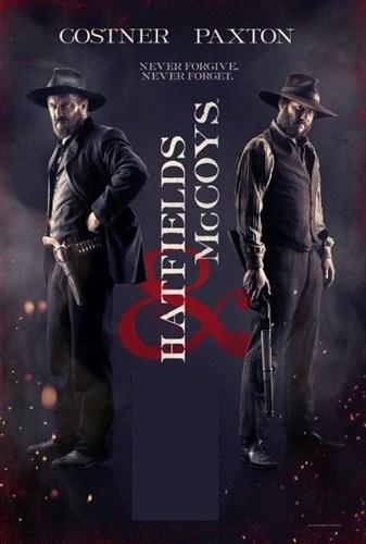 Хэтфилды и МакКои / Hatfields & McCoys (2012 / BDRip)