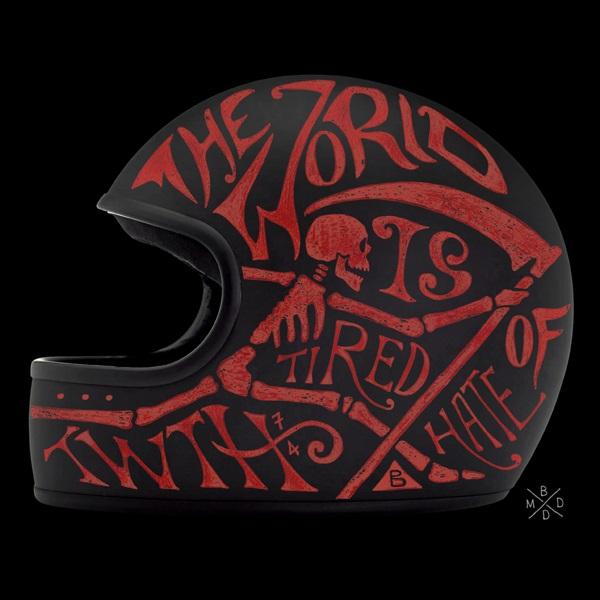 Шлемы BMD design