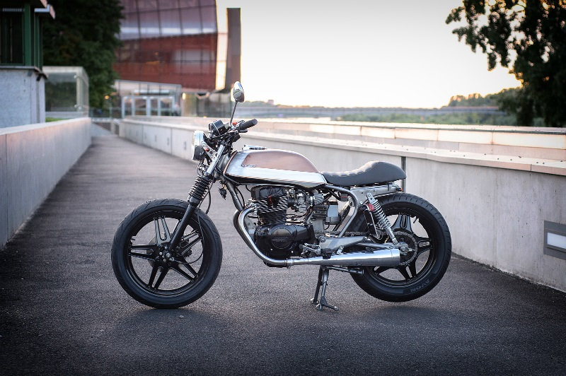 Кастом Honda CB400
