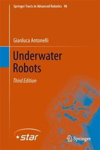 Underwater Robots, 3rd edition