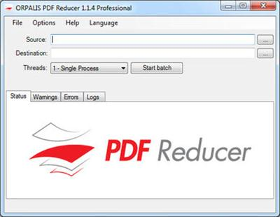 ORPALIS PDF Reducer Pro 1.1.4 Portable