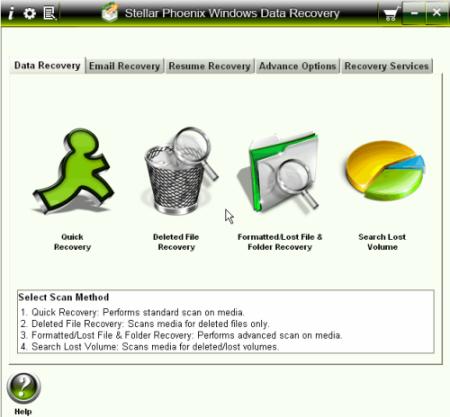 Stellar Phoenix Windows Data Recovery Professional 6.0.0.1