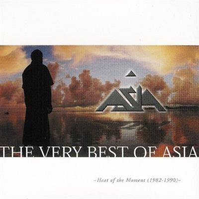 Asia - The Very Best of Asia: Heat of the Moment (1982-1990) (2000)