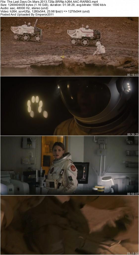 The Last Days On Mars 2013 720p BRRip h264 AAC-RARBG
