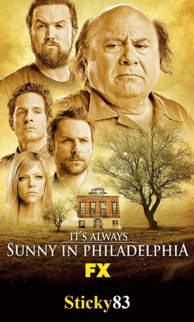 Its Always Sunny In Philadelphia S01 480p BluRay WEB-DL DVDRip x264-Sticky83