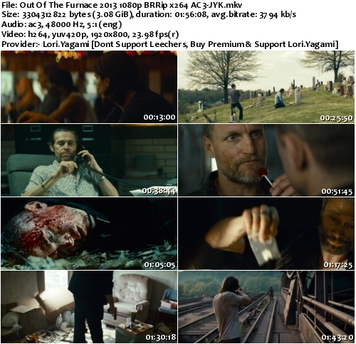 Out Of The Furnace 2013 1080p BRRip x264 AC3-JYK