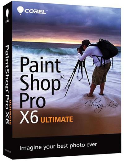 Corel PaintShop Pro X6 v16.2.0.20 (keygen CORE) ChingLiu