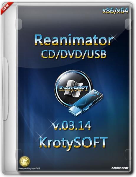 Reanimator CD/DVD/USB 03.14 2014\RU
