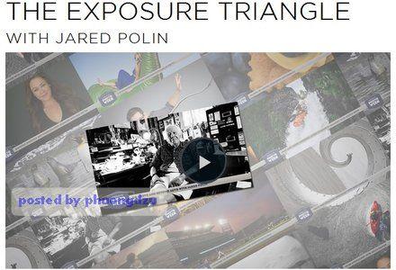 [Tutorials] creativeLIVE - Jared Polin - Exposure Triangle HD