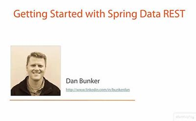 Pluralsight - Getting Started with Spring Data REST