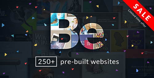 ThemeForest - BeTheme v4.2 - HTML Responsive Multi-Purpose Template - 13925633