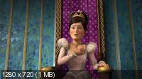Кот в сапогах: Три Чертенка / Puss in Boots: The Three Diablos (2011) BDRip 720p + HDRip