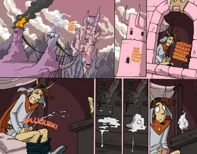 Oglaf Comics comic