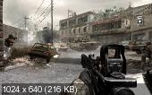 Call of Duty 4: Modern Warfare 1.7 (PC/Rip)