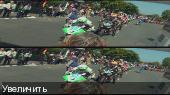 [Мотоспорт] Турист Трофи. На Грани Возможного / TT3D: Closer to the Edge 3D в 3Д Вертикальная анаморфная