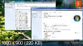 Windows 7 SP1 5in1+4in1 Deutsch (x86/x64) 07.03.2012