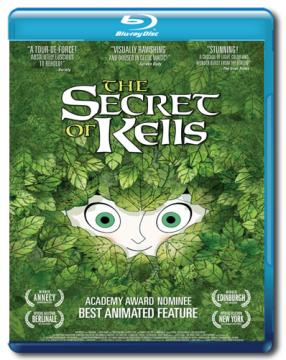 Тайна Келлс  / The Secret of Kells (2009) BDRip 1080p