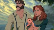Тарзан / Tarzan (1999) BDRip 720p + 1080p