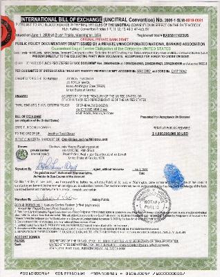 Iboe international bill of exchange sample behnam mahmoodzadegan iboe international bill of exchange sample 3 altavistaventures Image collections