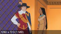 Покахонтас 2: Путешествие в Новый Свет / Pocahontas II: Journey to a New World (1998) BluRay + BDRip 1080p / 720p + BDRip