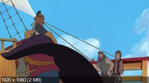 ���������� 2: ����������� � ����� ���� / Pocahontas II: Journey to a New World (1998) BluRay + BDRip 1080p / 720p + BDRip