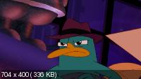 Финес и Ферб: Покорение второго измерения / Phineas and Ferb the Movie: Across the 2nd Dimension (2011) DVD9 / DVD5 + DVDRip 1400/700 Mb
