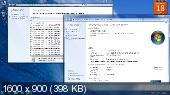 Windows 7 Ultimate SP1 Multi (x86/x64) (13.03.2012)