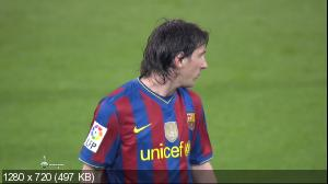Испанская Примера (La Liga). Барселона - Реал (2009) HDTVRip 720p