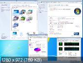 Se7en SP1 x86 Максимальная 7601 (2012)
