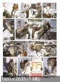 [Комикс] Блэксад / Blacksad (Выпуски: Где-то среди теней, Арктическая нация, Отчаянная душа) [2000/2003/2005/CBR/RUS]