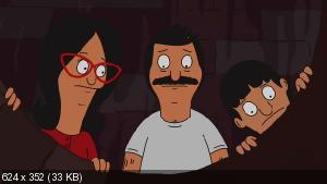 Бургеры Боба [2 сезон] / Bob's Burgers (2012) WEB-DLRip