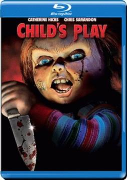 Детские игры - Коллекция / Child's Play - Collection (1988-2004) BDRip 1080p