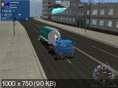 18 Стальных Колёс: Перевозки в Российской Федерации / 18 Wheels of Steel (RUS) 2012
