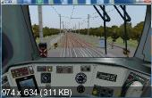 openBVE: Simulator of Driving of the Train (2013/RUS/PC)