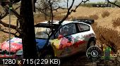 WRC: FIA World Rally Championship - Дилогия (2011/RUS/ENG/RePack by R.G.UniGamers)