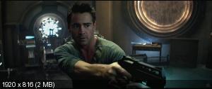 Вспомнить всё / Total Recall (2012) HD 1080p