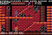Classic NES Series - Castlevania [EUR] [GBA]