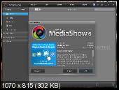 CyberLink MediaShow Ultra 6 0 3914 (2012) Русского нет
