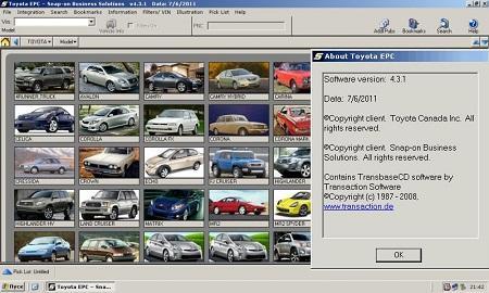 Toyota - Lexus USA TYNU ( скачать, 4.3.1, ENG )