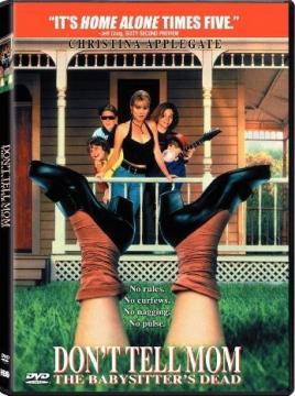 Не говори маме, что няня умерла / Don't Tell Mom the Babysitter's Dead (1991) HDTVRip 720p