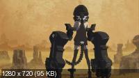 Стрелок с Черной скалы / Black Rock Shooter (2010) BDRip 720p