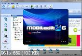 MOBILedit! 6.1.0.1634 (2012) Английский
