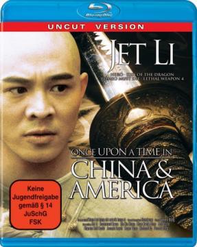 Американские приключения / Однажды в Китае и Америке / Once Upon a Time in China and America (1997) BDRip 1080p