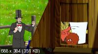 Команда Фастфуд / Aqua Teen Hunger Force Colon Movie Film for Theaters (2007) DVDRip