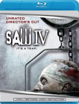 Пила 4 / Saw IV [Unrated Director's Cut] (2007) BDRip 720p