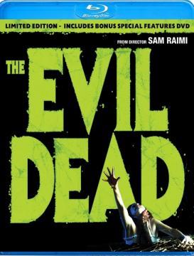 Зловещие мертвецы / The Evil Dead (1981) BDRip 720p